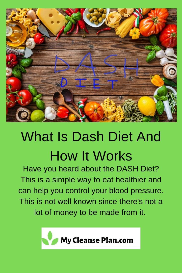 What Is Dash Diet And How It Works Ways To Eat Healthy Dash Diet Healthy Eating