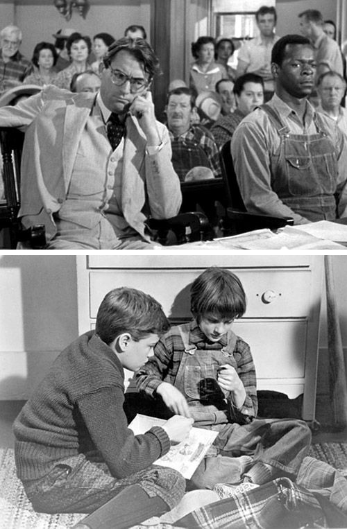 atticus finch as a father Throwback thursday: in 1962, atticus finch wasn't a racist  and which follows  a now-grown-up scout and her father, atticus, much has been.