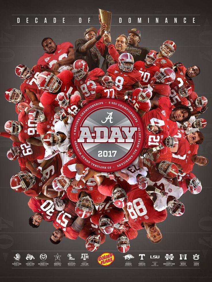 Alabama Football (@AlabamaFTBL) | Twitter..A-day was Awesome!!