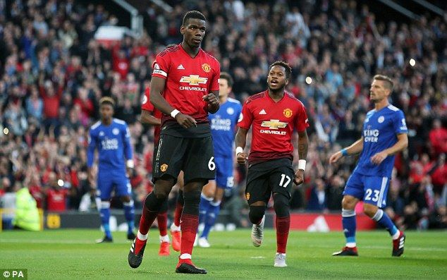 Fiery Fred Makes A Decent Introduction To Manchester United Manchester United Manchester Bandar
