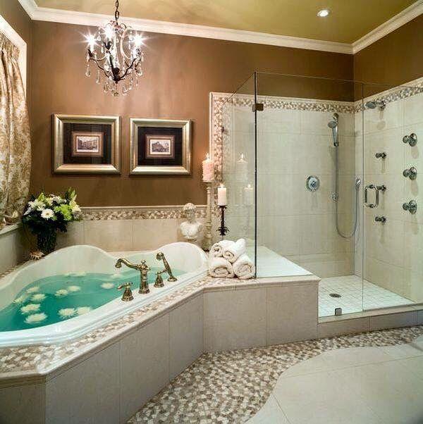 Más de 1000 ideas sobre habitación con bañera de hidromasaje en ...