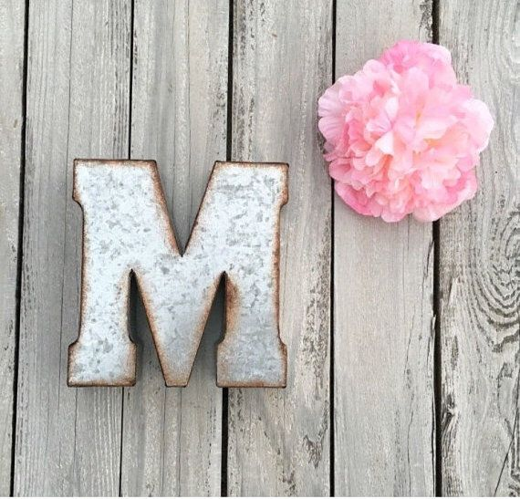 metal letters home decor 17 best ideas about metal letters on hobby 23627 | b47efa3b3666f9399ec3a436339a9722