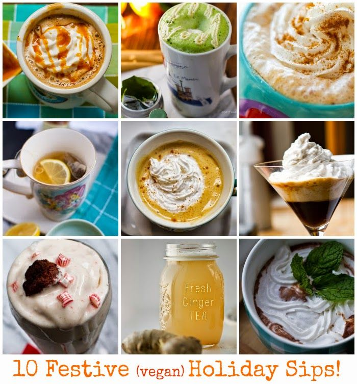 10 Holiday Sips! +  a Nespresso Giveaway + Festive Finds Video