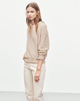 Cashmere R-neck Pullover - Filippa K