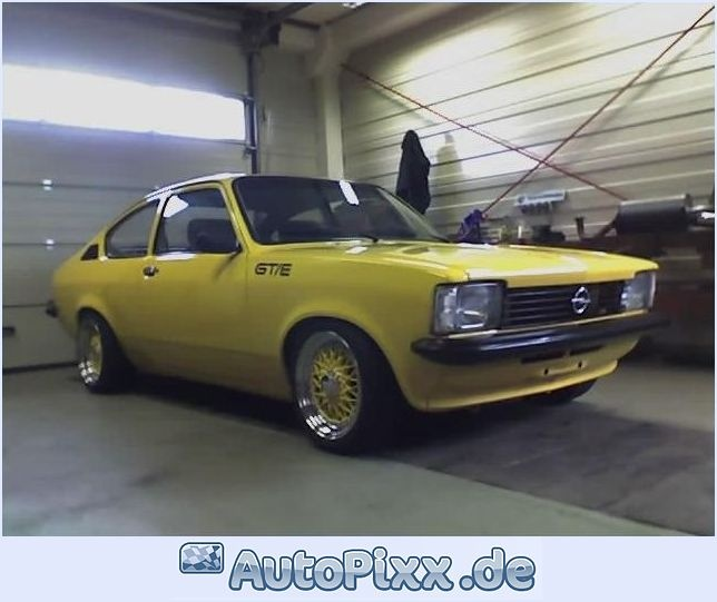 17 best images about opel kadett coup gte on pinterest for Garage opel nice
