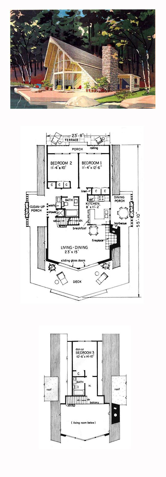 Best Selling COOL House Plan ID chp 5581
