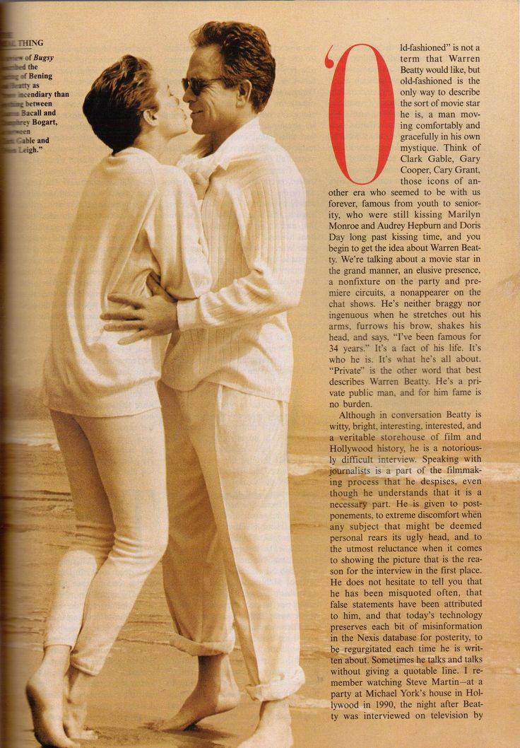 ☆ Warren Beatty & Annette Bening | Photography by Herb Ritts | For Vanity Fair Magazine US | September 1994 ☆ #warrenbeatty #annettebening #herbritts #vanityfair #1994
