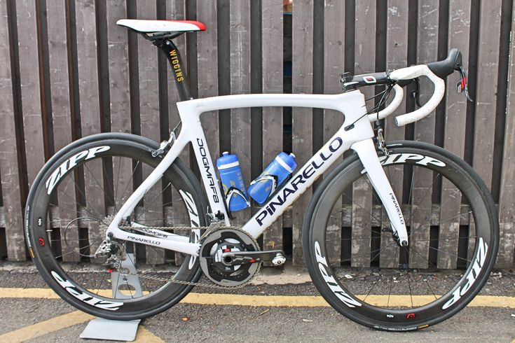 Sir Bradley Wiggins, pro bike, Pinarello Dogma F8, http://roadcyclinguk.com/gear/pro-bike-sir-bradley-wiggins-new-team-wiggins-pinarello-dogma-f8.html Team Wiggins, 2015, Tour de Yorkshire, pic: Colin Henrys/Factory Media