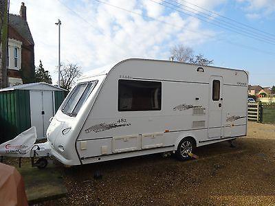 2007 Elddis Odyssey 482 ,end washroom, 2 berth touring caravan for sale: £6,995.00 End Date: Wednesday Mar-2-2016… #caravan #caravans