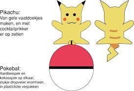 Afbeeldingsresultaat voor pokemon traktatie