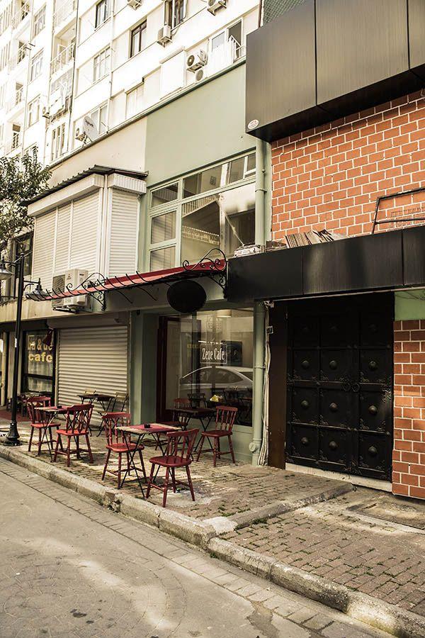 Zeze Cafe - Antalya cafeler . Sonbahar...