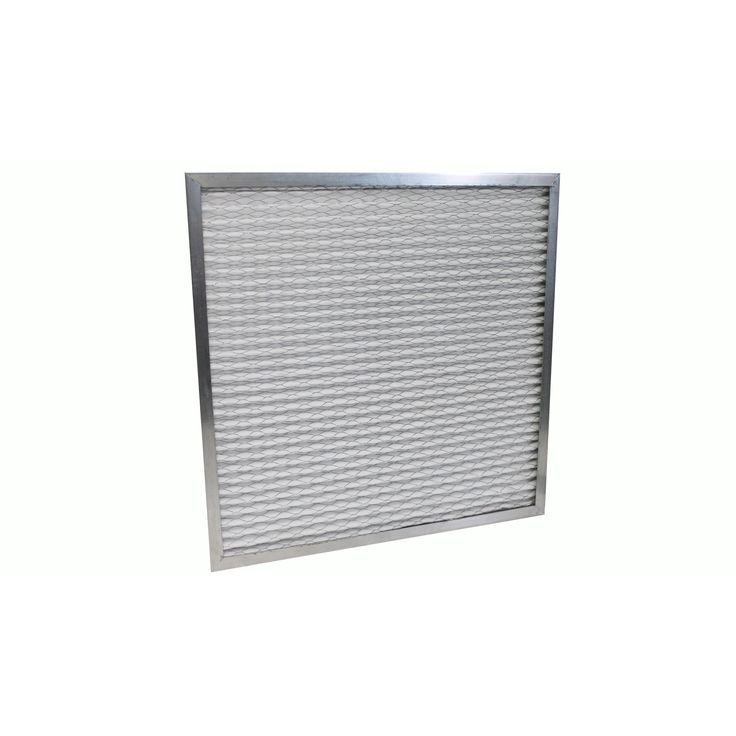 1 Permanent and Washable HVAC Filter, MERV-6 Rating, Approx. Size: 20x20x1