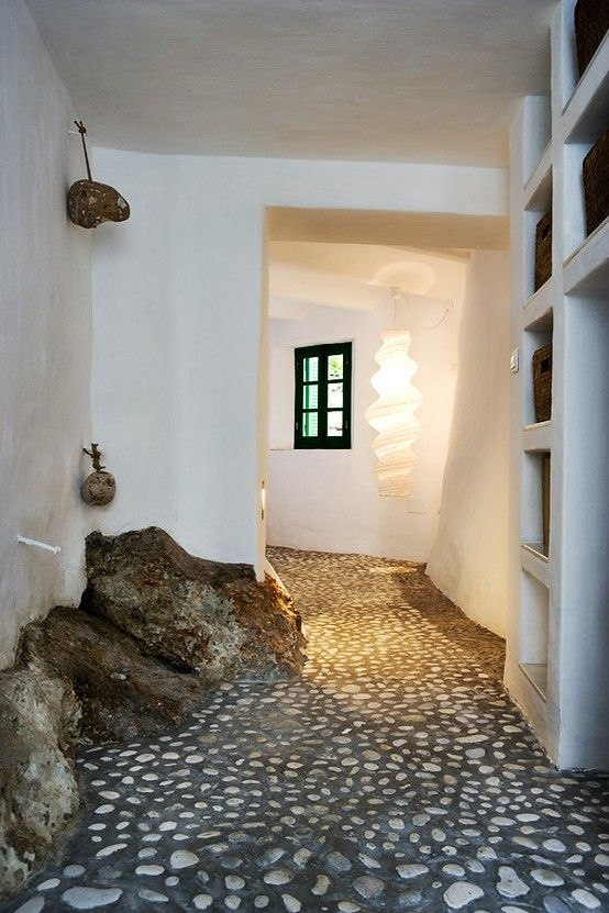 Best 20 Pebble Floor Ideas On Pinterest Pebble Shower