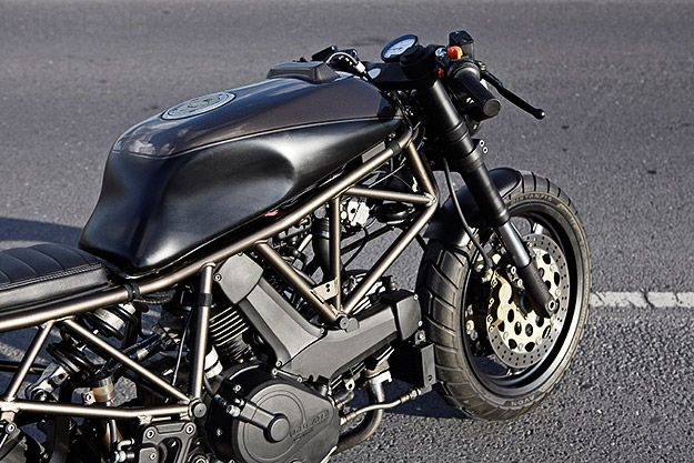 Ducati 750SS custom by Wrenchmonkees