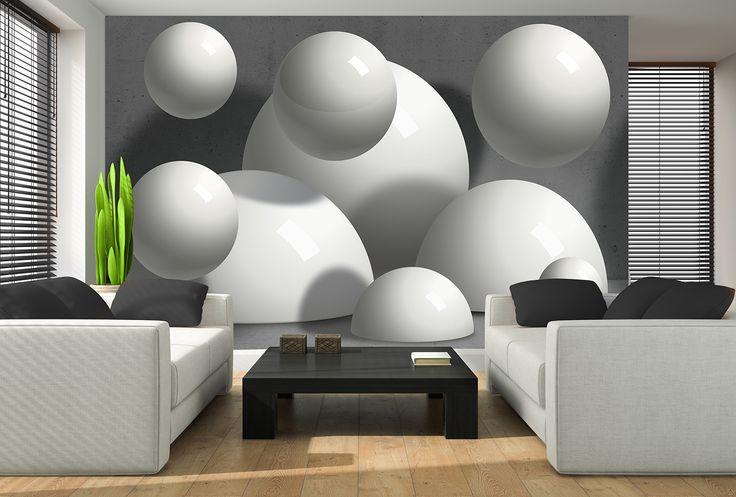 FOTOTAPETA EFEKT 3D STORCZYK,KULE KWIAT FLIZEL. (5735011136) - Allegro.pl - Więcej niż aukcje.