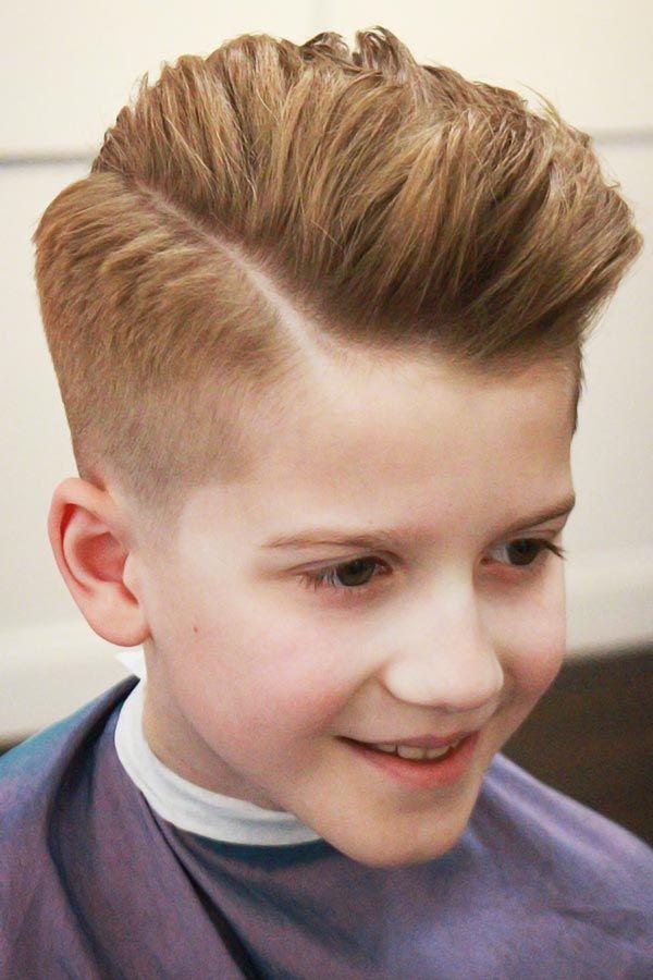 Pin On Children Boys Haircuts