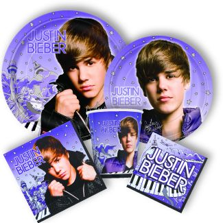 Justin Bieber Party Supplies | Discount Party Supplies.com - http://www.discountpartysupplies.com/girl-party-supplies/justin-bieber-party-supplies