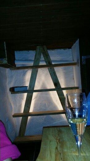 Wine cellar work