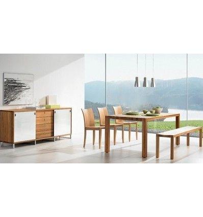 Tische - Loft Tisch-Auszug Team 7 - Möbel Ryter - Möbel auf Mass Bern / Thun