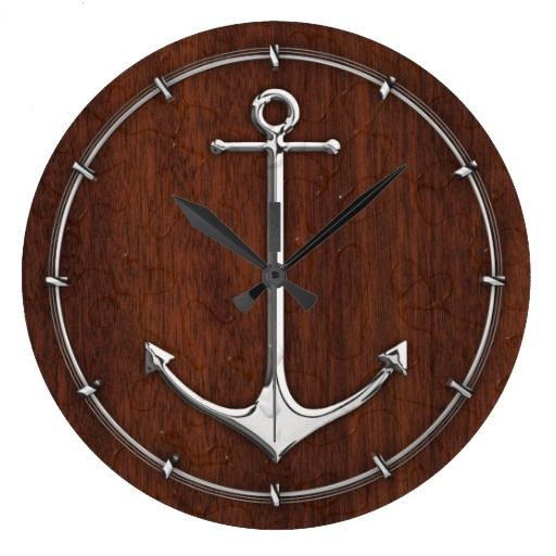 >>>best recommended          	Wet Nautical Mahogany Anchor Steel Wall Clock           	Wet Nautical Mahogany Anchor Steel Wall Clock In our offer link above you will seeShopping          	Wet Nautical Mahogany Anchor Steel Wall Clock Review from Associated Store with this Deal...Cleck Hot Deals >>> http://www.zazzle.com/wet_nautical_mahogany_anchor_steel_wall_clock-256173077192295046?rf=238627982471231924&zbar=1&tc=terrest