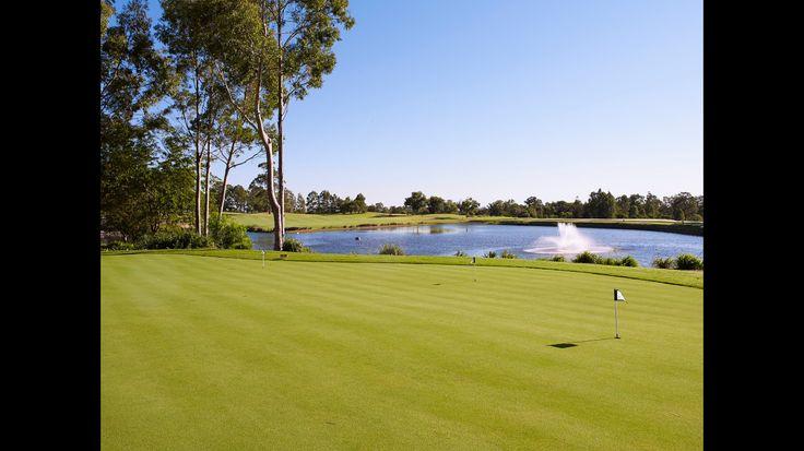 Hunter Valley, NSW Oak Golf Course
