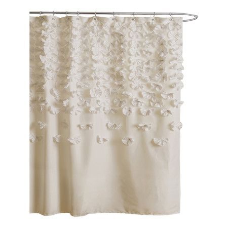Found It At Wayfair   Lucia Polyester Shower Curtain Http://www.wayfair