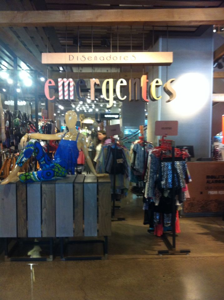 Emergentes tiendas paris #madreselva