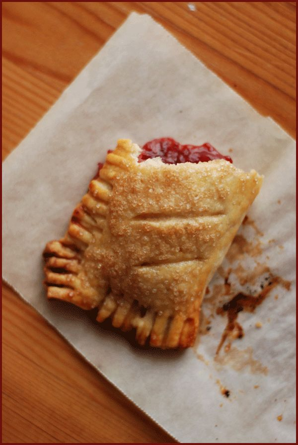 Jam-Filled Hand Pies | recipe from Not Derby Pie