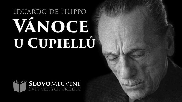 MLUVENÉ SLOVO - de Filippo, Eduardo - Vánoce u Cupiellů (KOMEDIE)