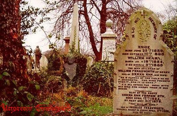 Uttoxeter graveyard