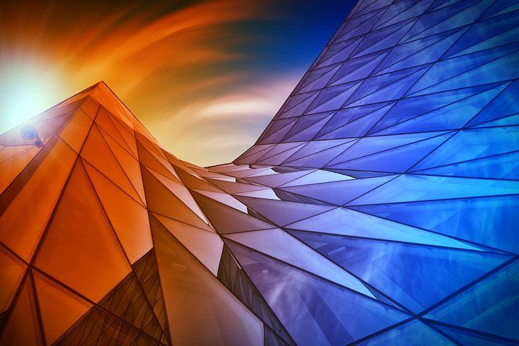 Wave by Mont Sherar: Color Inspiration, Mont Sherar, Waves, Sherar Architecturephotography