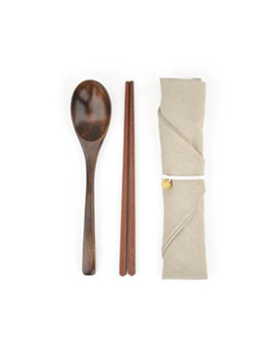 Chopsticks and Spoon Suit