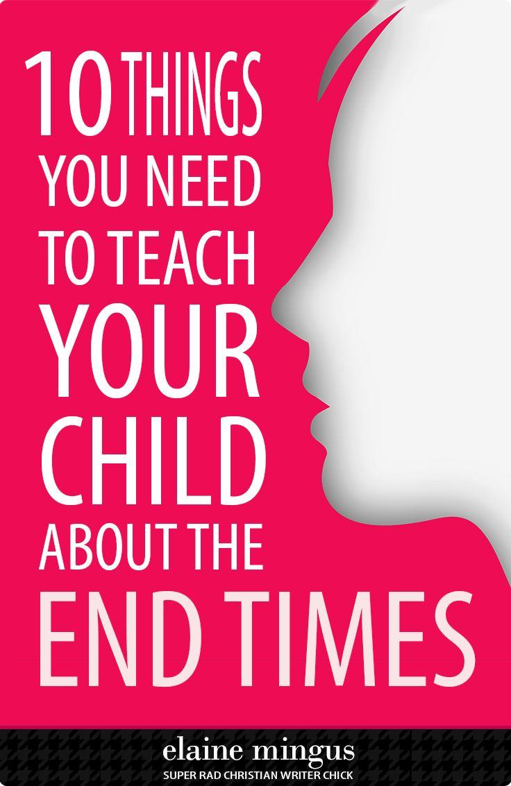 End Times | Christian Bible Studies