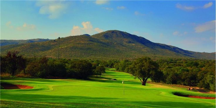 8th hole - Gary Player Golf Course