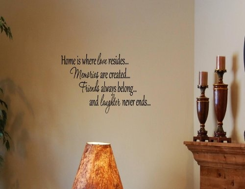 22 best Home Decor Wall Decal Ideas images on Pinterest Family