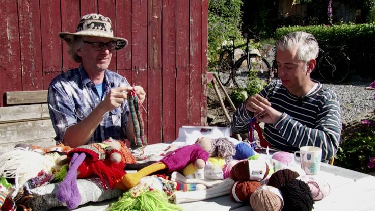 How to knit a doll - PART 2 - by ARNE&CARLOS
