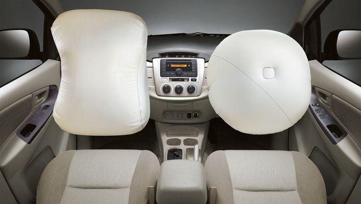 New Kijang Innova Type J - Airbag