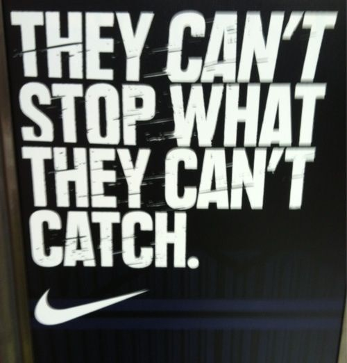 Nike commercial. Nike quotes @Ashlyn Griffberg