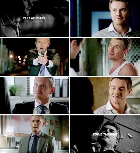 """#TheFlash 1x23 """"Fast Enough"""" - Eddie"""