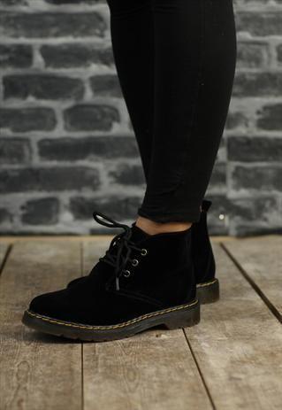how to wear desert boots womens