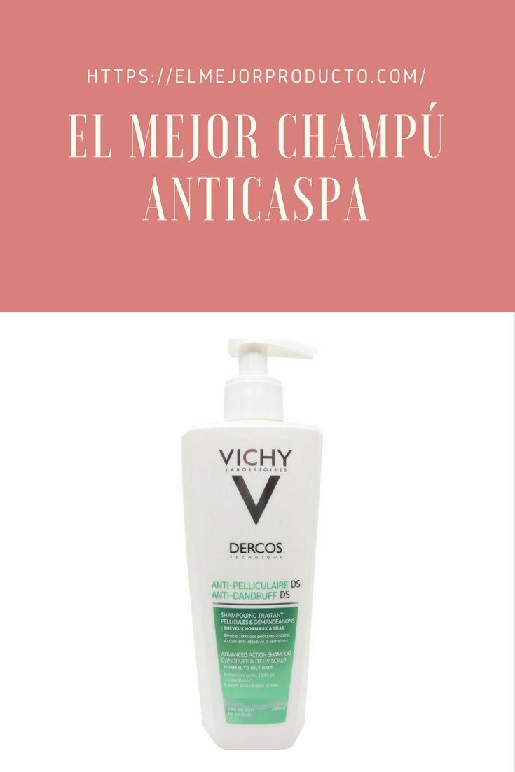 Nº1 El Mejor Champu Anticaspa 2021 Para Un Pelo Sano Shampoo Anticaspa Champu Caspa Eliminar