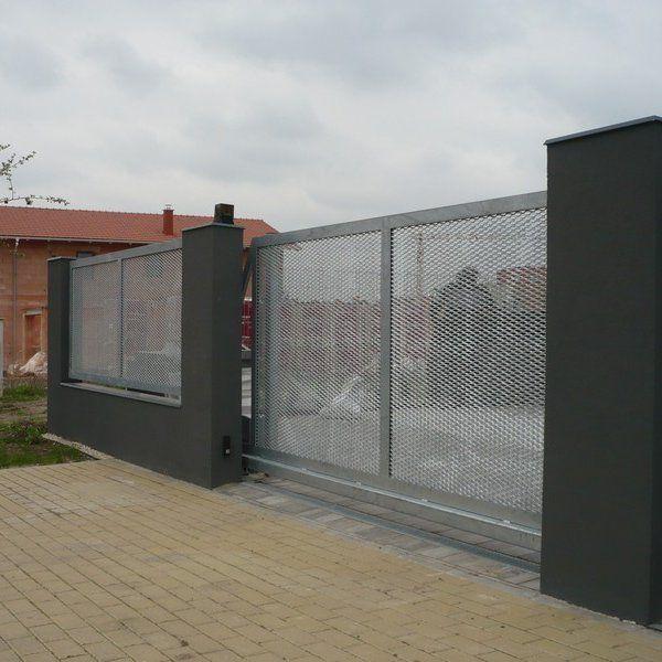 Plot z tahokovu - realizace Mladá Boleslav