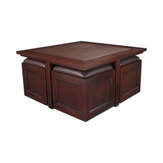 Hammary Furniture   High Point, NC   KANSON :: SQUARE COCKTAIL TABLE WITH  STORAGE