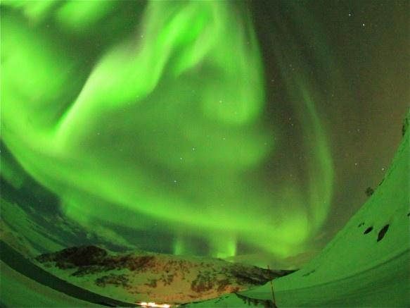The Manitoba Museum's new Planetarium rockets star lovers across the galaxy. Winnipeg, Manitoba.