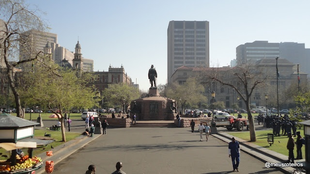 Church Square - Pretoria