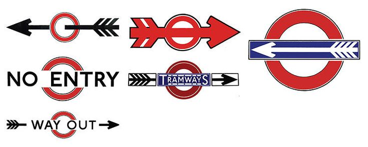 8 | The Amazing History Of London's Most Enduring Logo | Co.Design | business + design