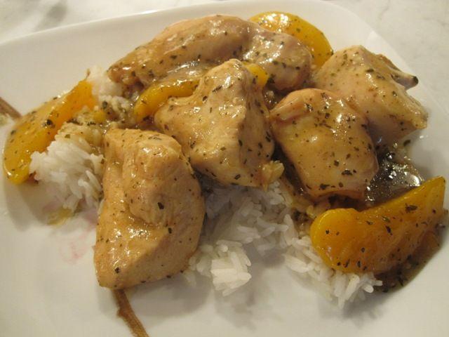 Heinz Malt Vinegar Peachy Chicken To Cook For Dinner