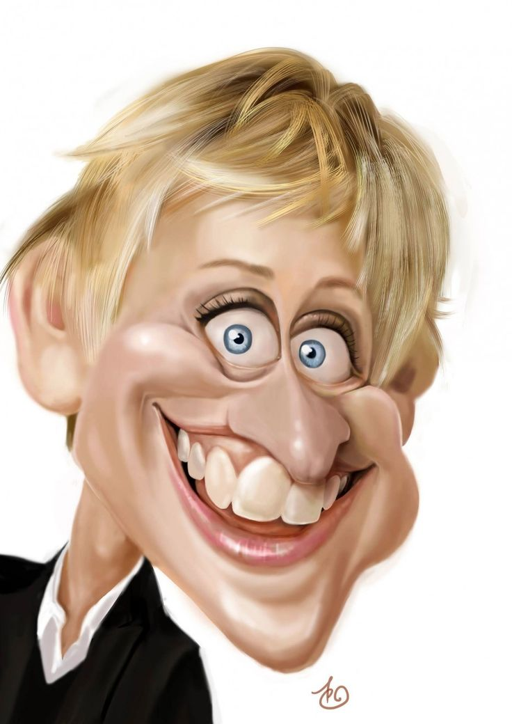 55 Best CARICATURES images | Celebrity caricatures, Funny ...