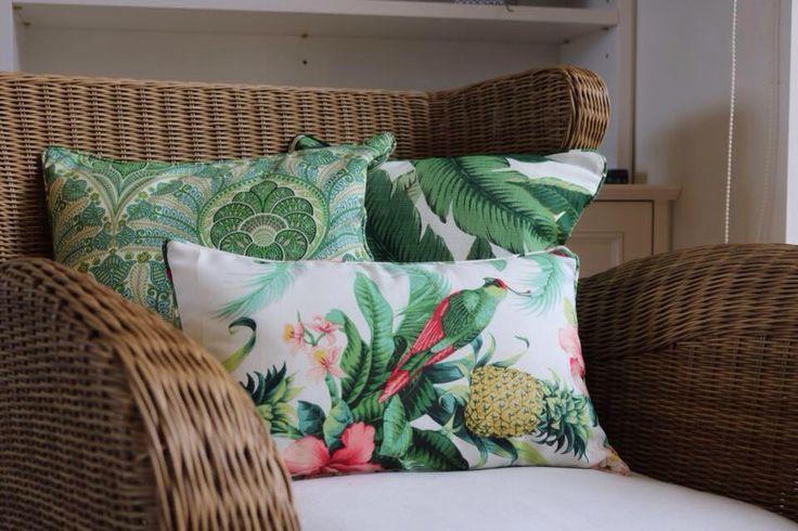 M&C Designs cushions