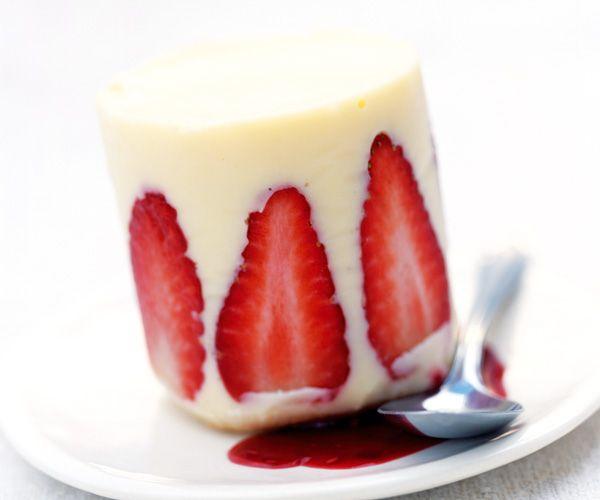 Moins calorique que les autres desserts, le plaisir lui reste GRAND :D